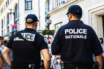 Image Adjoint de Sécurité - Police Nationale - ADS